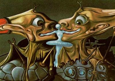 Destino: corto animado de Dalí y Disney