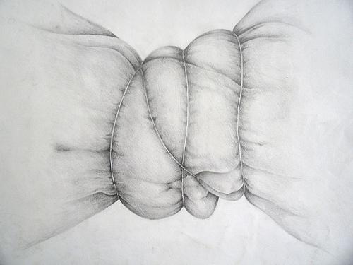 20 excelentes ejemplos de dibujo a lapiz | Oh! Gráfico