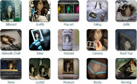 ejemplos de fotomontajes