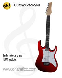 guitarra-vectorial-descargas
