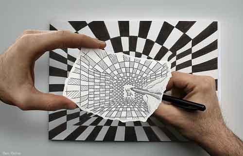 essays on reality vs. illusions