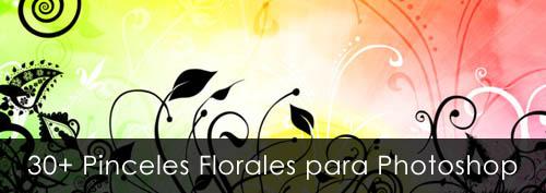 pinceles-florales-photoshop