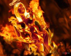 17 Fotografías con fuego